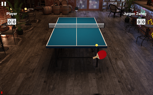 Virtual Table Tennis screenshots 18