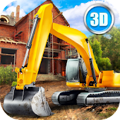 Town Construction Simulator 3D Android APK Download Free By Game Mavericks