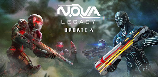 N.O.V.A. Legacy game (apk) free download for Android/PC/Windows screenshot
