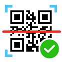 ⚡ Lightning QR Code Scanner, Barcode Scanner icon
