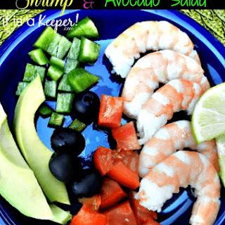 Shrimp & Avocado Salad With Lime