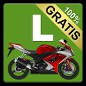 Autoescuela Móvil Motocicleta Gratis: Test A1/A2 icon
