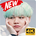Suga BTS Wallpaper KPOP Fans HD icon