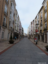 Photo: Balade matinale dans les rues de Burgos