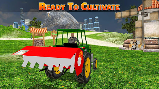 Tractor Farming Driver: Village Simulator 2019  screenshots 18