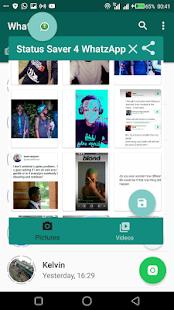 Status Saver 4 WhatzApp - náhled