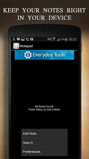 笔记本|玩生產應用App免費|玩APPs