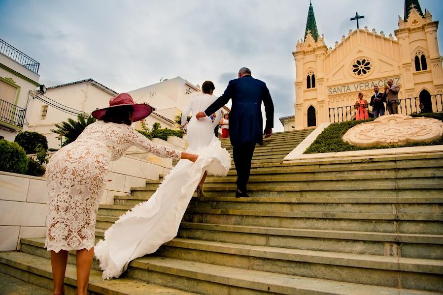 Wedding photographer Olmo Del valle (olmodelvalle). Photo of 14.09.2019