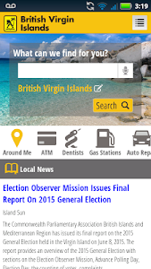 British Virgin Islands YP screenshot 3