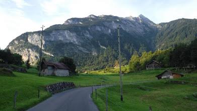 Photo: Scheidegg-hágóút