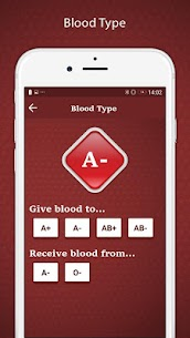 Blood Group Information 2