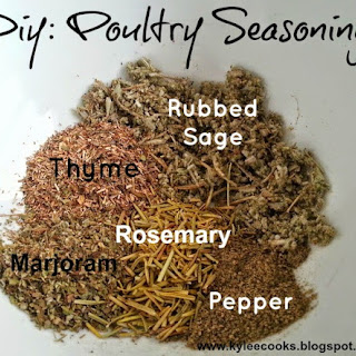 Poultry Seasoning.