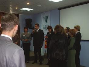 Photo: Региональные семинары. Пермь. 2007