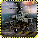 Gunship Strike Battle – Helicopter Games icon