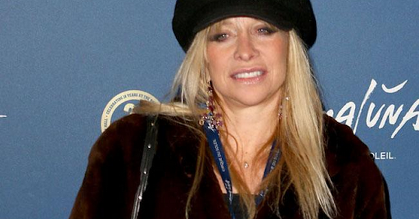Jo Wood signs up to Bear Grylls' Celebrity Island