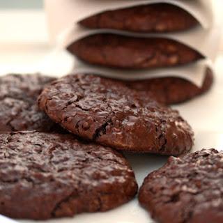 Chocolate-Walnut Cookies (Gluten Free)