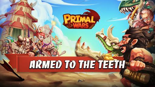 Primal Wars: Dino Age 0.191.22 screenshots 1