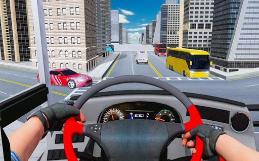 City Coach Bus Simulator - Modern Bus Driving Game 1.0 screenshots 4