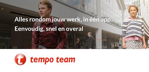 Tempo Team Nl Vacatures En Werk Apps Op Google Play