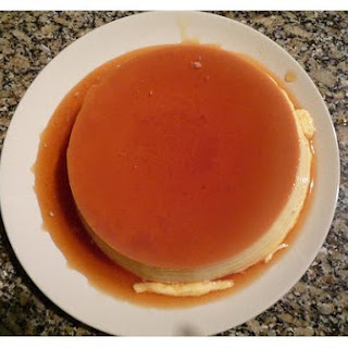 how to make flan with condensed milk