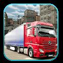City Truck Drive 2016 icon