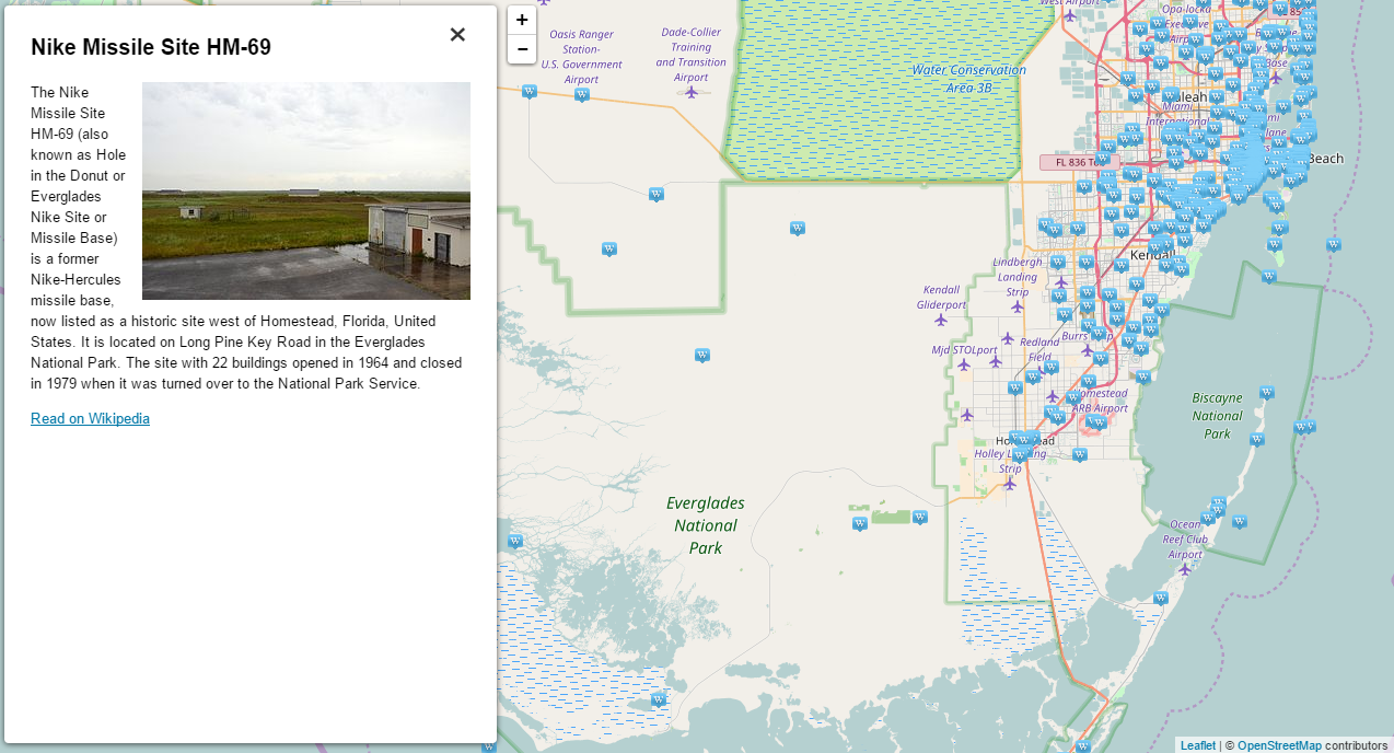 Miami Story Map Android Apps On Google Play - Kendall florida map