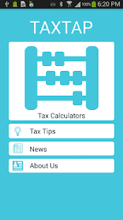 Tax Tap- screenshot thumbnail