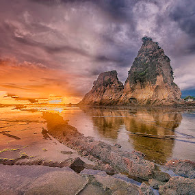 by Andy R Effendi - Landscapes Sunsets & Sunrises