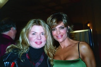 Photo: Adrienne Papp and Lisa Rinna