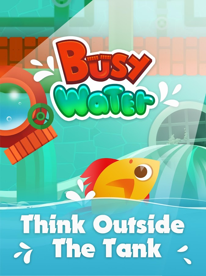 Busy Water- screenshot