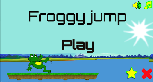 Froggy jump into freedom