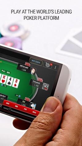 PokerStars: Free Poker Games with Texas Holdem Screenshot