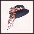 馨子の帽子