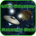 UFO Odyssey: Asteroid Belt icon