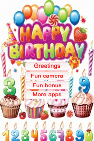 Happy Birthday Greetings FREE