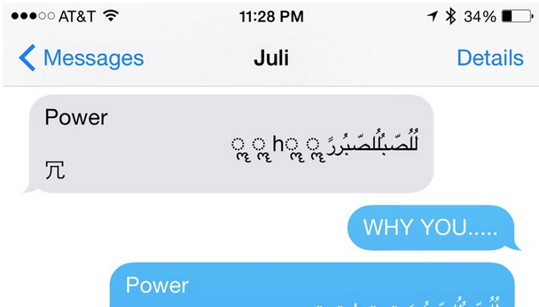 New Ios Bug Discovered That Crashes Iphones Using Text Message