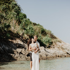 Wedding photographer Asya Molochkova (emptyredhead). Photo of 25.02.2018