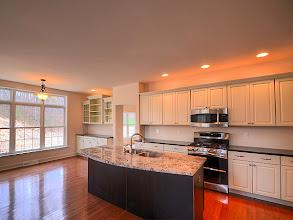 Photo: The kitchen in the PRESTON