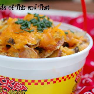 Bucket O'Cheesy Fries