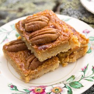 Toffee Nut Slice Recipes