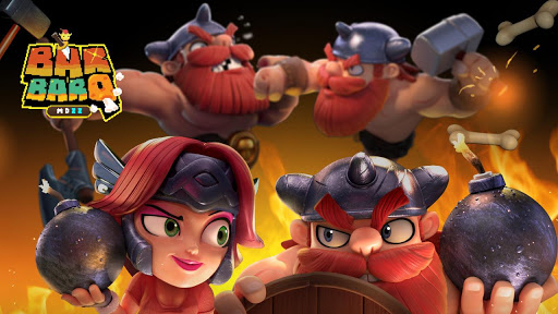 BarbarQ game (apk) free download for Android/PC/Windows screenshot