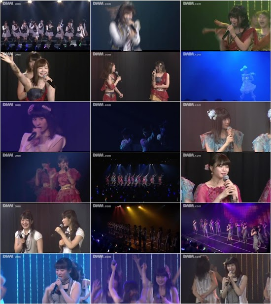 (LIVE)(公演) NMB48 チームBII「逆上がり」公演 160602 160603