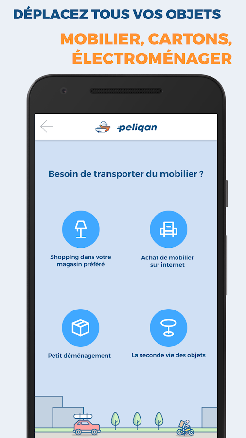 Peliqan- screenshot