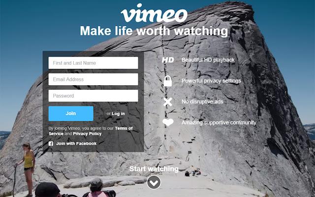 No Vimeo Autoplay