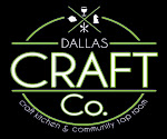 Logo for Dallas Craft Co. Kitchen & Community Tap Room - Denton