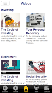 Retirement Security Centers- screenshot thumbnail