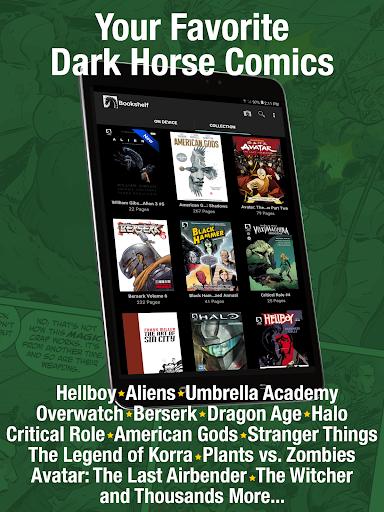 Dark Horse Comics - Revenue & Download estimates