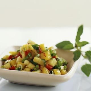 Chopped Tropical Fruit Salad