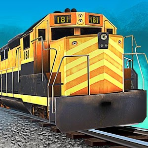 Train Driving Games 3D for PC and MAC