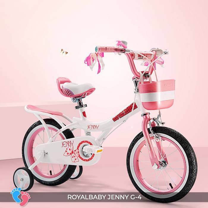 Xe đạp RoyalBaby Jenny G-4 2
